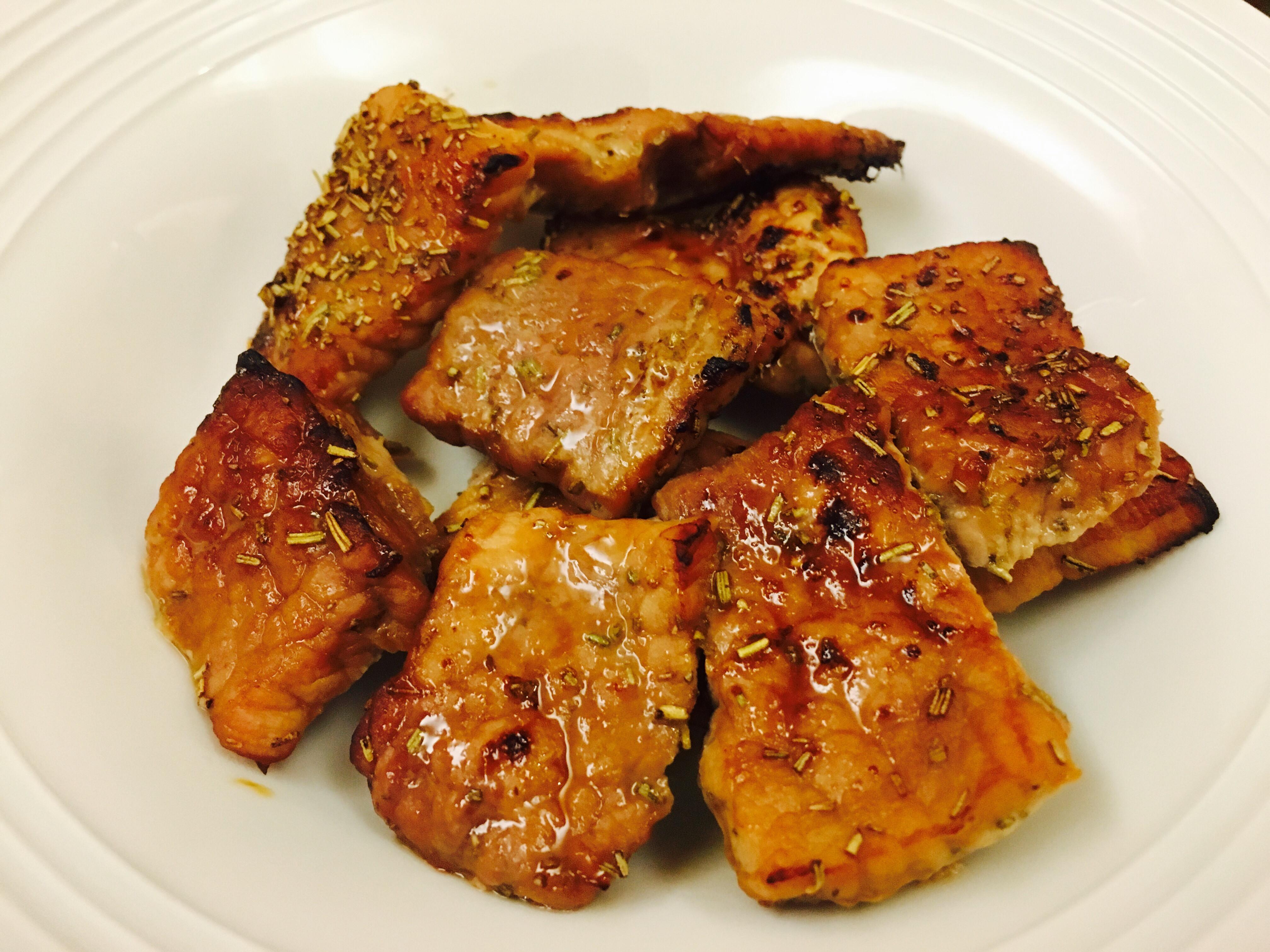 烤豬後腿肉