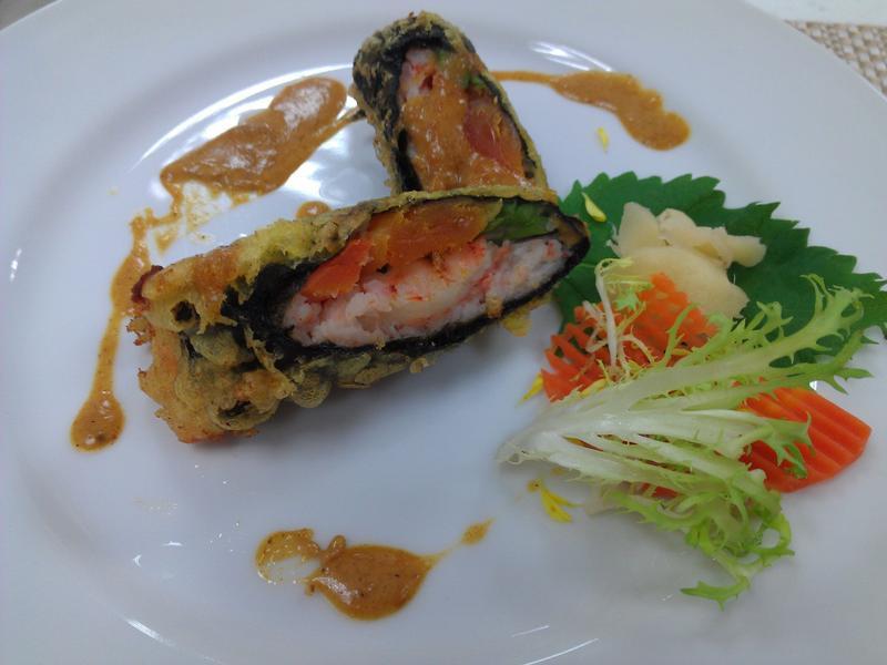 【小磨坊】紫菜大蝦佐咖哩醬