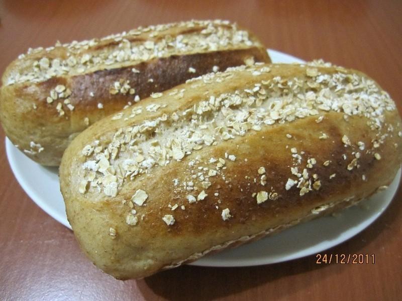 黑糖燕麥麵包