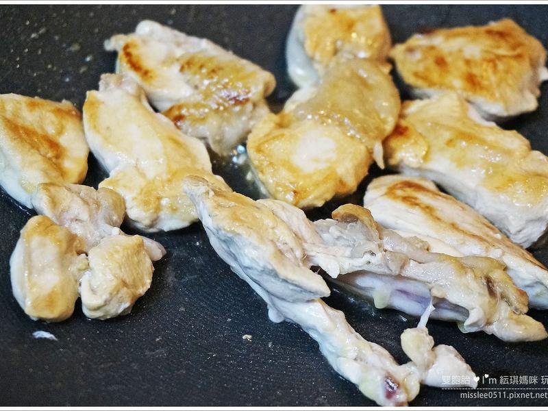 【煎雞胸肉】口感不柴煎法