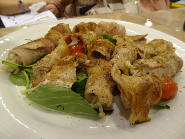 【小磨坊】夏季碳烤豬五花肉片總匯