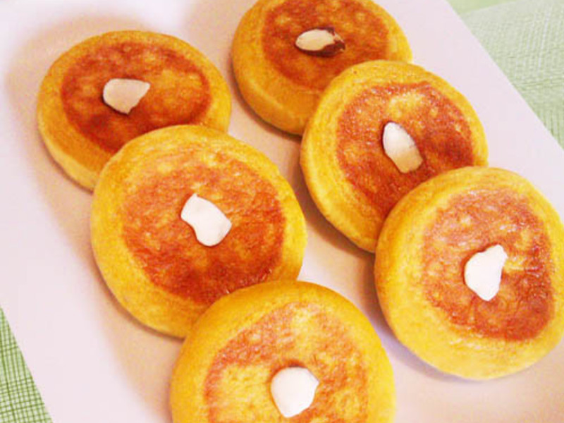 【厚生廚房】南瓜軟餅