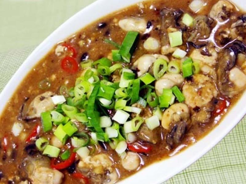 【厚生廚房】豆鼓鮮蚵