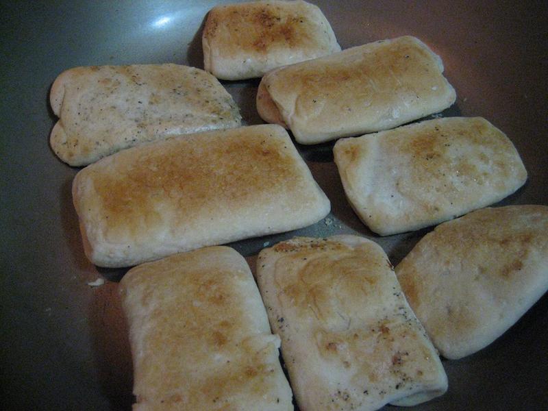 平底鍋 燒餅