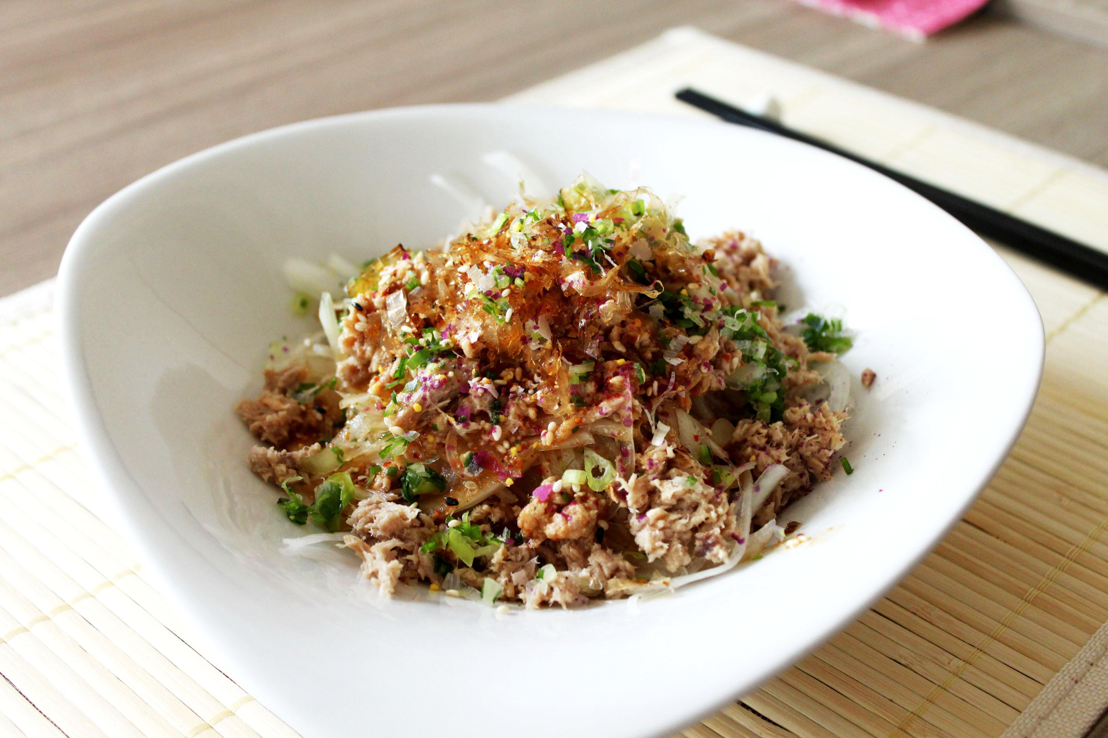 【小磨坊】和風鮪魚洋蔥沙拉