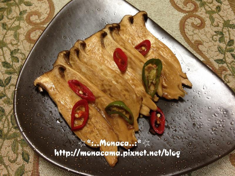 韓式醃杏鮑菇새송이버섯장아찌