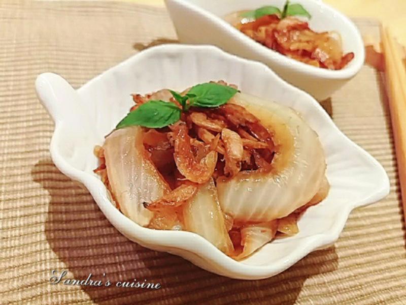 櫻花蝦洋蔥