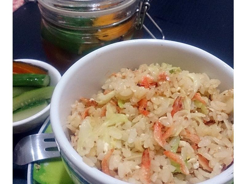 櫻花蝦和風炒飯