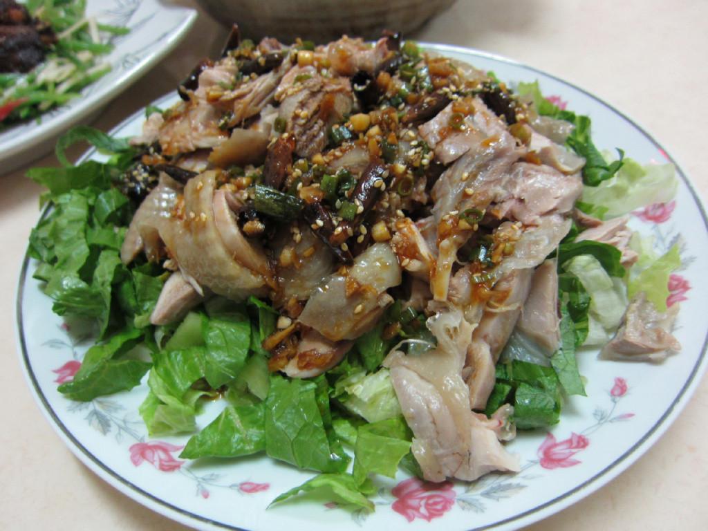 ♥我的手作料理♥ 口水雞