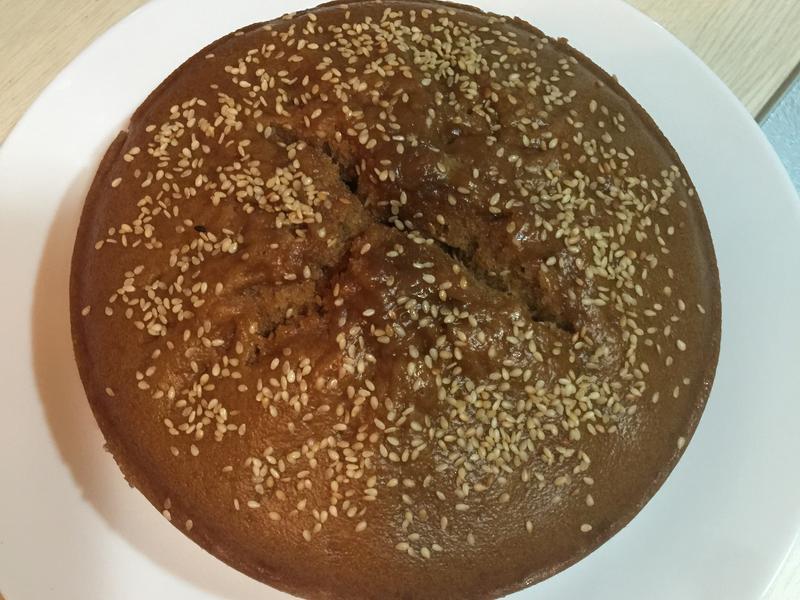 黑糖糕(好作好記好吃-電鍋版)