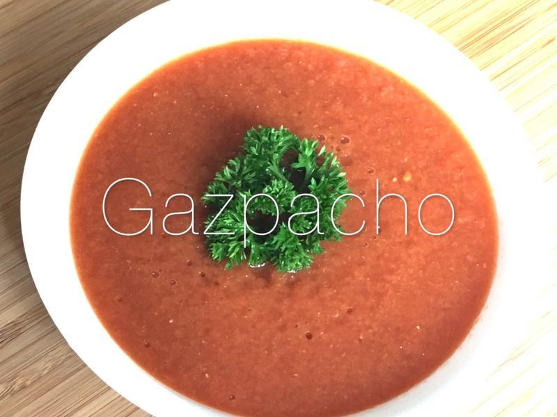 西班牙蕃茄凍湯