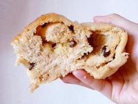 葡萄乾奶酥麵包