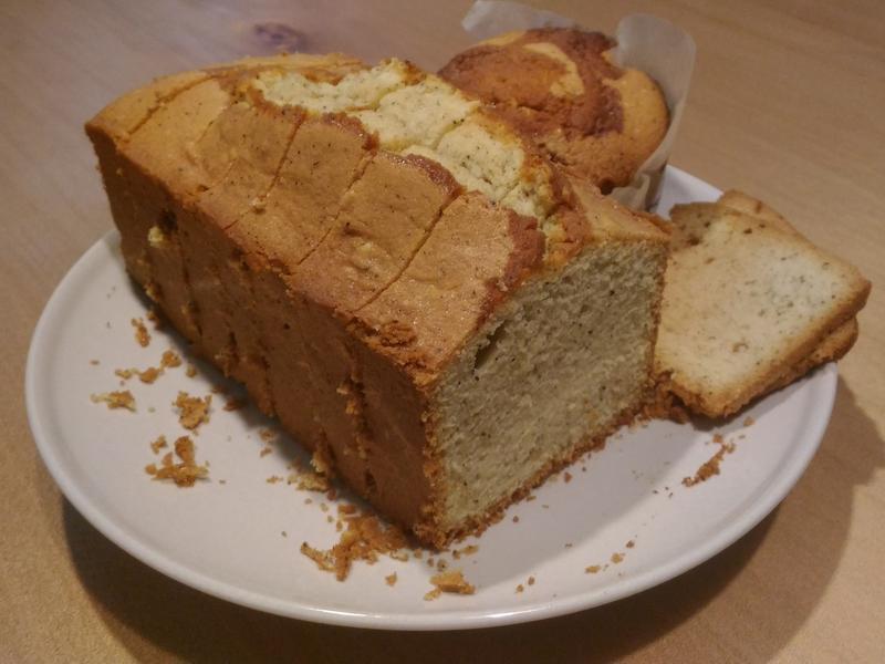 伯爵茶磅蛋糕