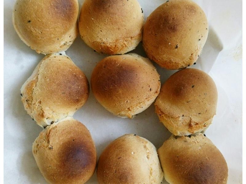 韓國麻薯麵包