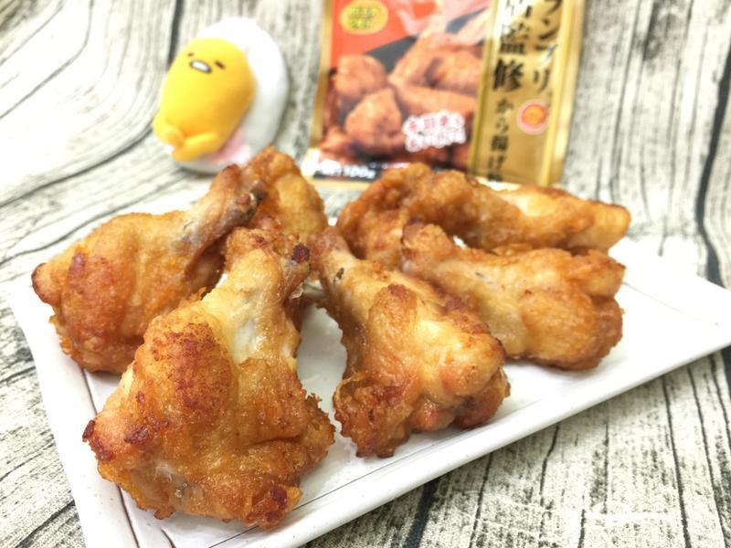 日清最高金賞炸雞塊