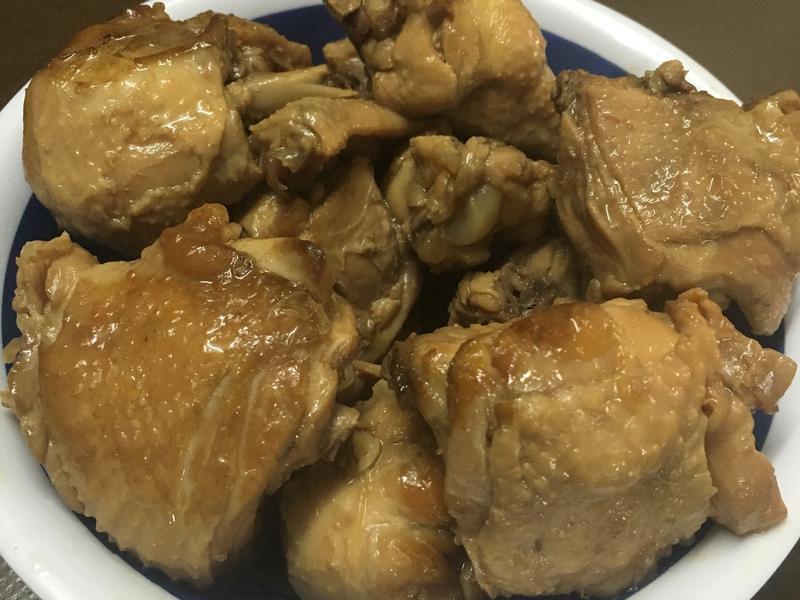 紅蔥頭燒雞