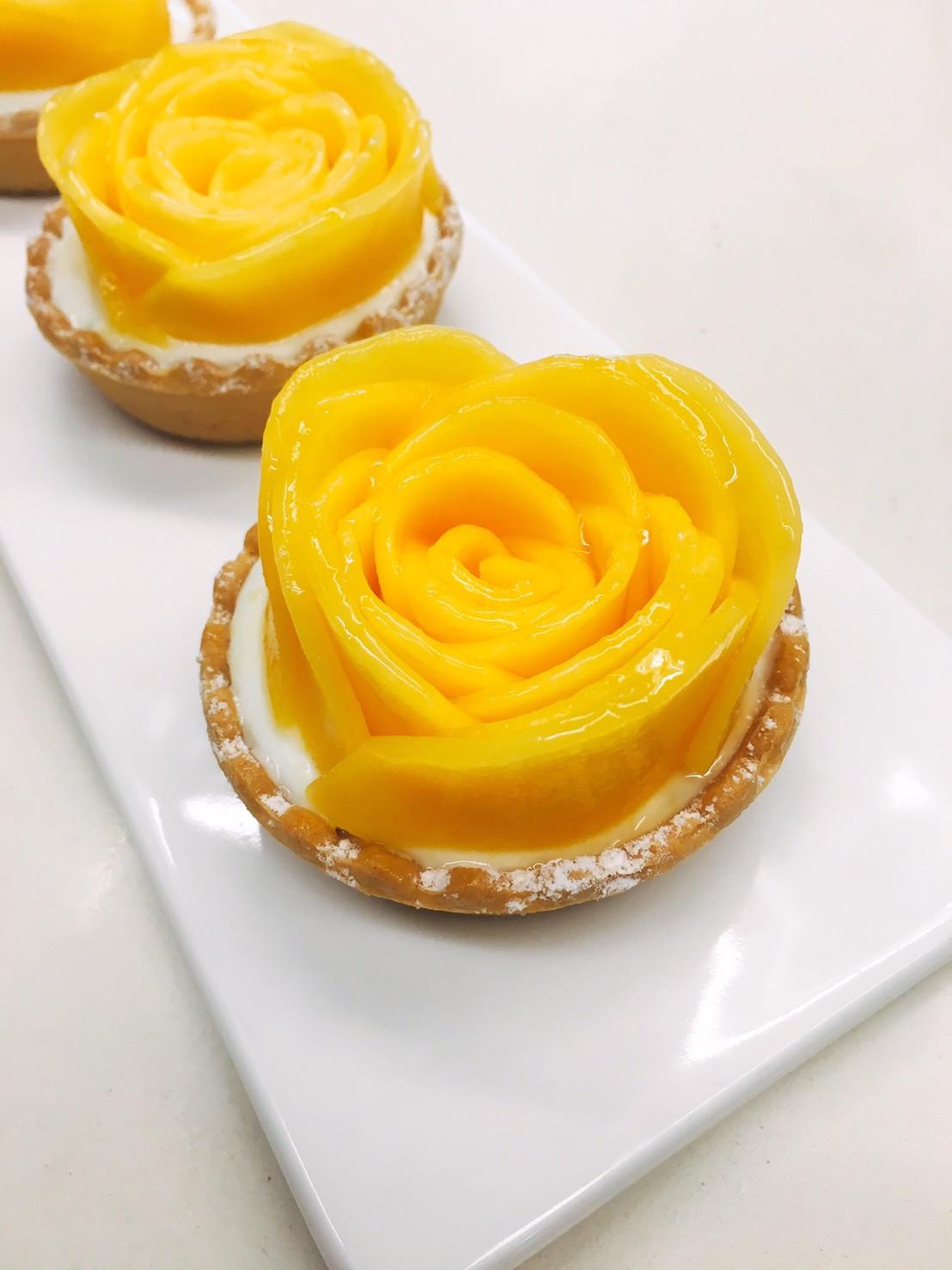 【Tomiz小食堂】芒果乳酪塔