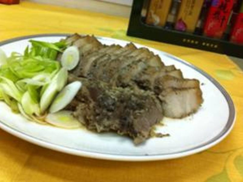 【小磨坊】五香鹹豬肉