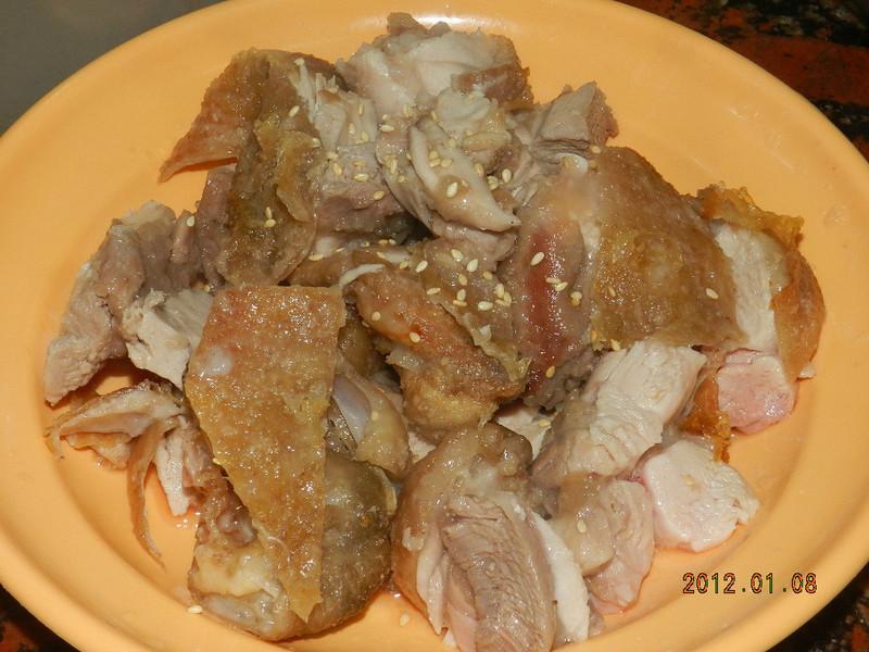 ㄚ曼達的廚房~酥炸雞腿(氣炸鍋)