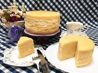 榴櫣忌廉千層蛋糕