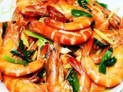 【厚生廚房】青蔥蒜蝦