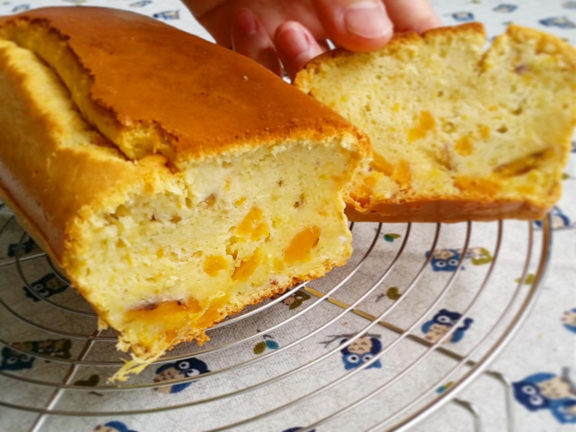 ♡低糖低油無奶油地瓜蛋糕♡