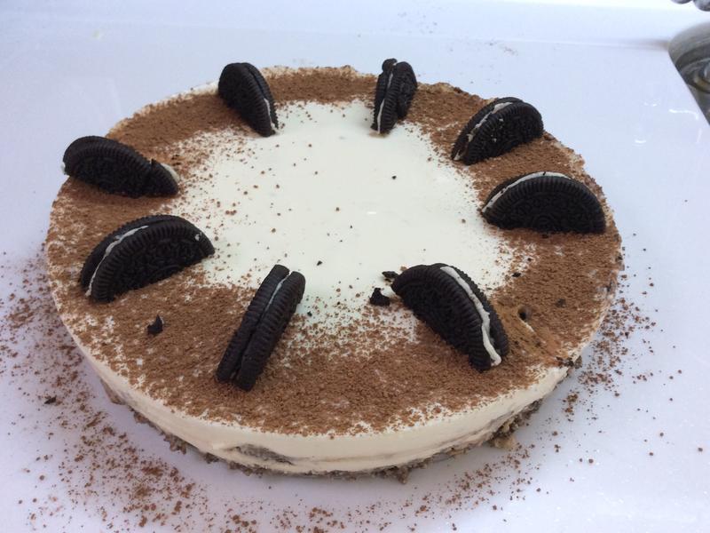 Orio 生乳酪蛋糕