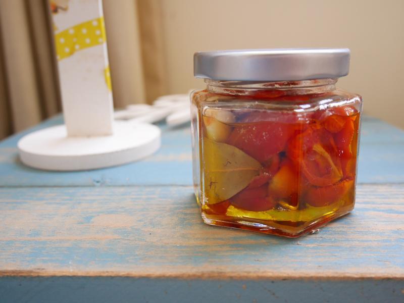 橄欖油漬蕃茄