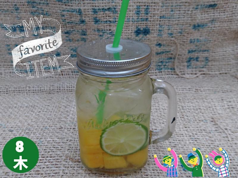 活顏好氣色☆芒果檸檬水《水果排毒水》