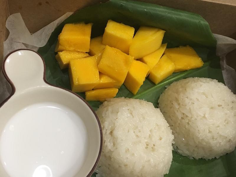 泰式芒果糯米