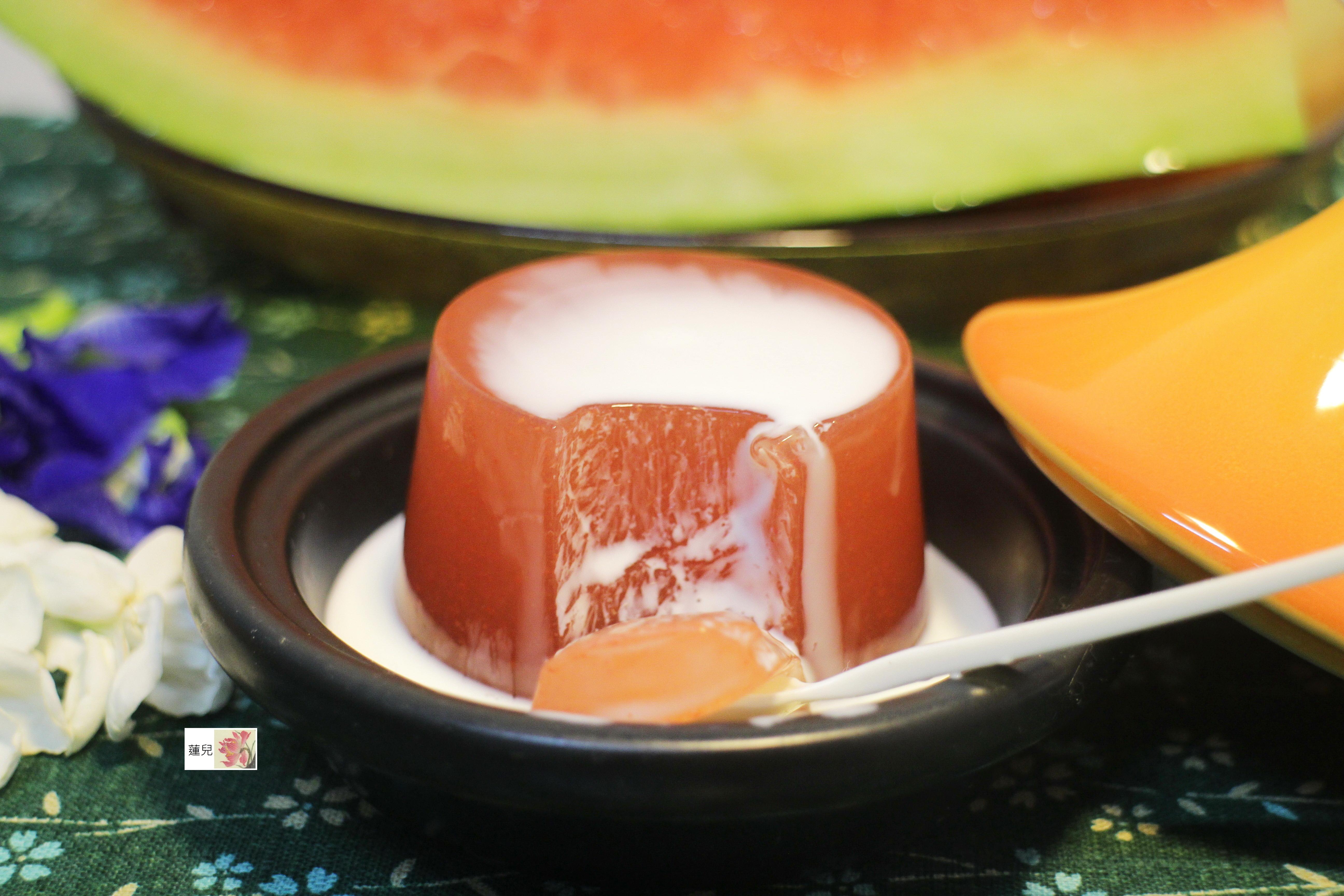 100%西瓜果凍