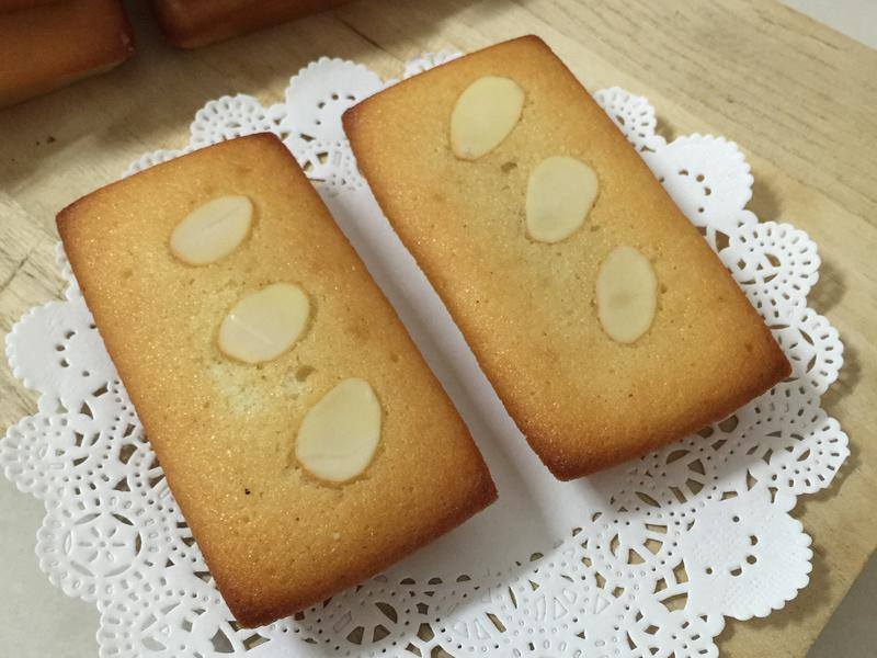 金磚蛋糕-費南雪💕