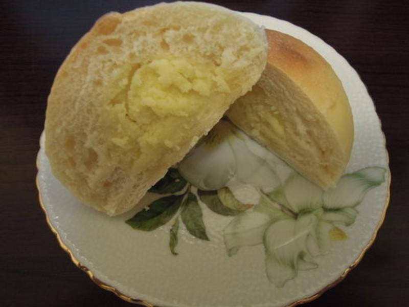 奶酥麵包 V.S 奶酥醬(波蘿麵包的內餡)