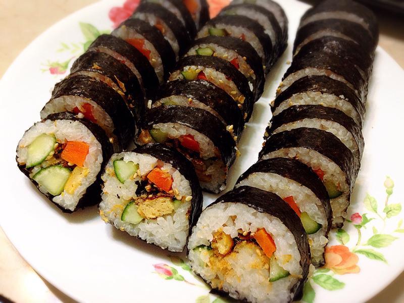 超簡單壽司