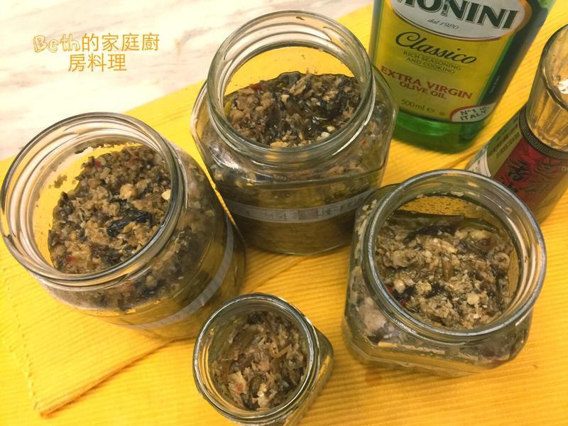 猴菇梅乾堅果醬(素)