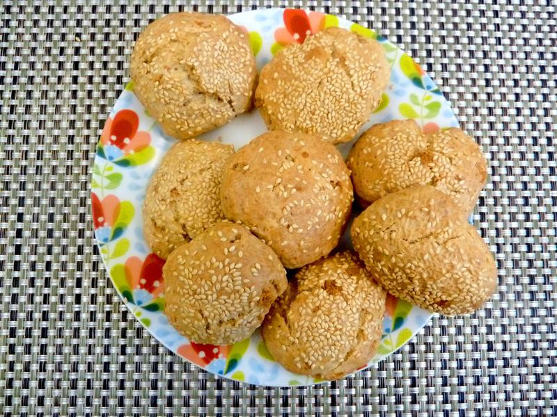 《永新沙拉》肉鬆芝麻鹹餅乾