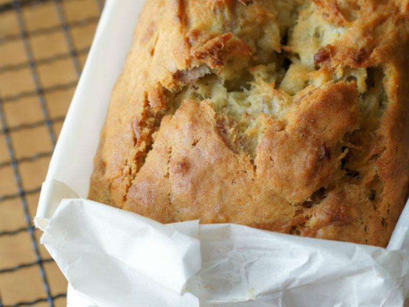 似包非包的香蕉蛋糕! Chef Bo's Banana Bread