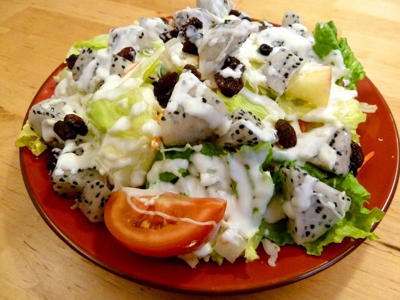 《永新沙拉》優格沙拉醬~快速簡單
