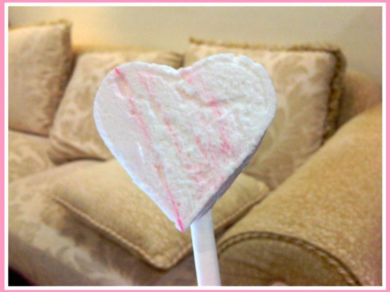 [SDS] 愛心棒棒棉花糖