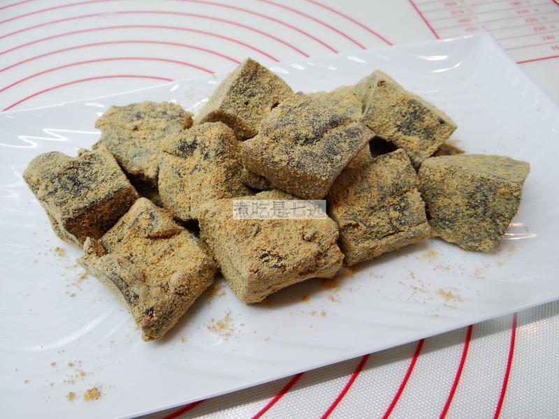 日式黑糖蕨餅(蕃薯粉版)