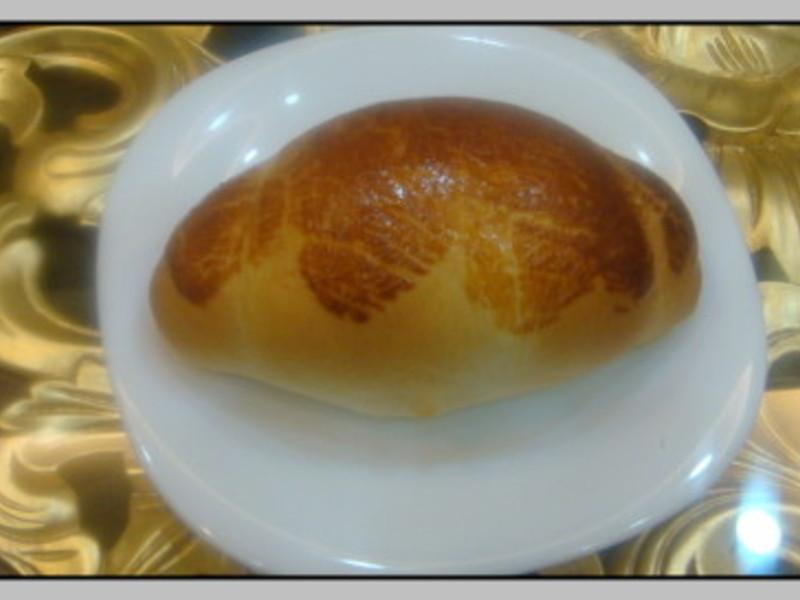 奶油麵包捲