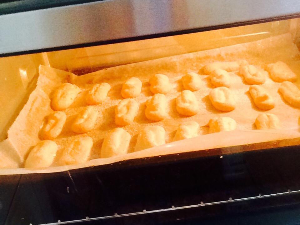 拇指(手指)餅乾-提拉米蘇必備-無油低卡
