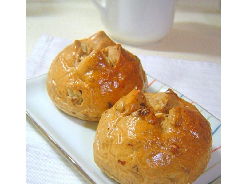 紅棗核桃低脂餐包