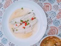大同電鍋 泰式檸檬魚