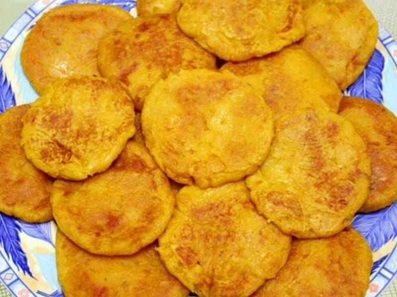 【厚生廚房】紅薯餅