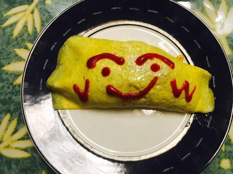愛夫蛋包飯