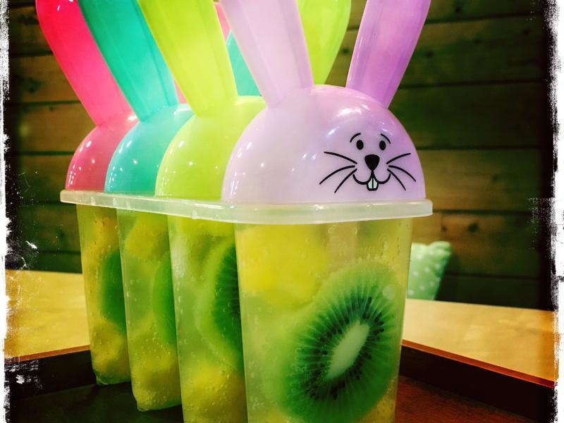 【小李子の夏日點心】水果冰棒☆★☆