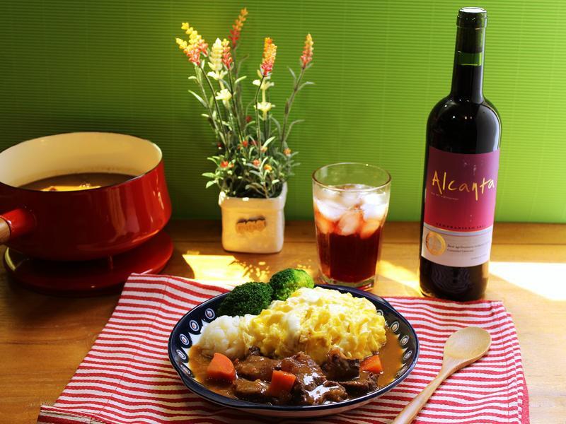 紅酒燉牛肉【黑松】