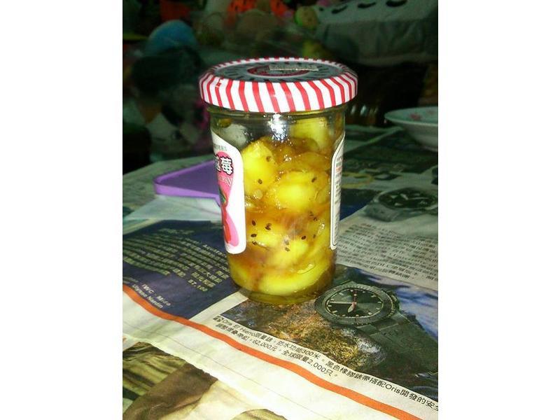 奇異果+蘋果果醬