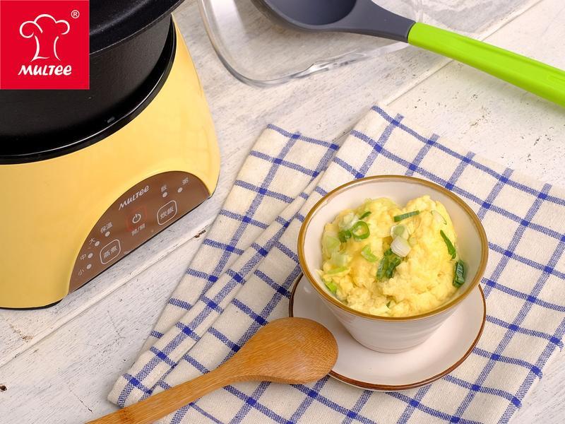 【摩堤_鑄鐵鍋料理】韓式蒸蛋